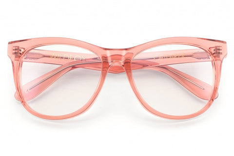 Wildfox - Catfarer Spectacles Rosewater Rx Glasses