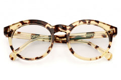 Wildfox - Harper Spectacles Amber Tortoise Rx Glasses