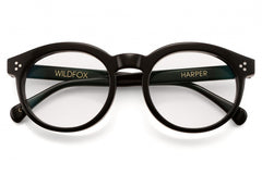 Wildfox - Harper Spectacles Black Rx Glasses