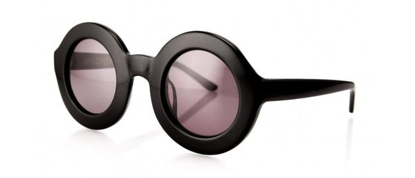 Wildfox - Twiggy Black Sunglasses