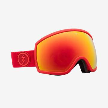 Electric - EGG Heat Snow Goggles / Brose Red Chrome Lenses