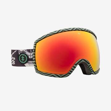 Electric - EGG Torgier Gregg Snow Goggles / Brose Red Chrome Lenses