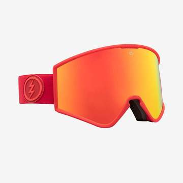 Electric - Kleveland Heat Snow Goggles / Brose Red Chrome Lenses
