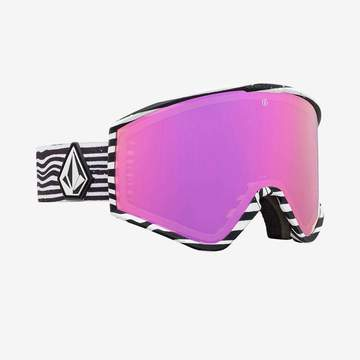 Electric - Kleveland Volcom Snow Goggles / Brose Pink Chrome Lenses