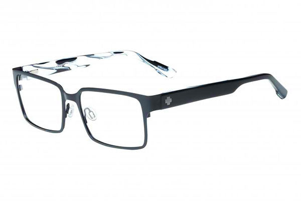 Spy - Ellis 53 Matte Black/Black Horn Rx Glasses