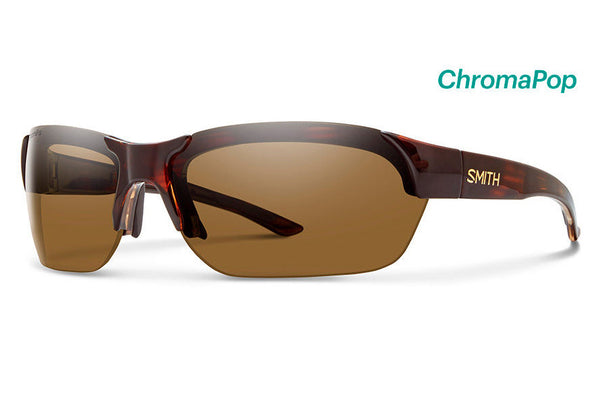 Smith - Envoy Tortoise Sunglasses, ChromaPop Polarized Brown Lenses