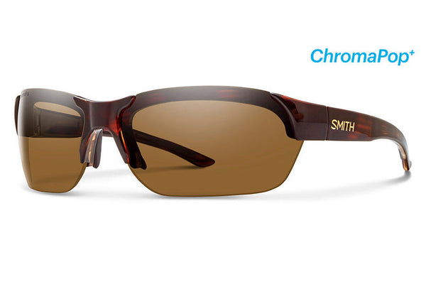 Smith - Envoy Tortoise Sunglasses, ChromaPop+ Polarized Brown Lenses