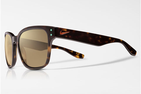 Nike Volano Tortoise / Copper Flash Sunglasses, Brown Bronze Flash Lenses