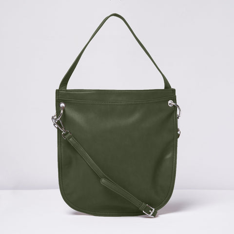 Urban Originals - Empress Army Green Handbag