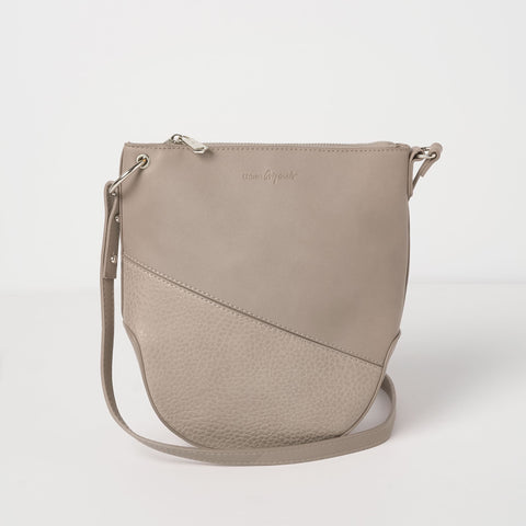 Urban Originals - Escape Taupe Crossbody Bag