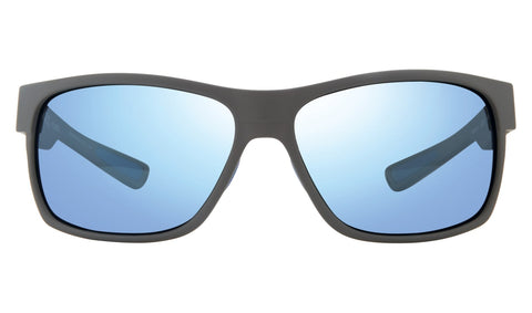 Revo - Espen Bear Grylls 59mm Matte Graphite Sunglasses / Blue Water Polarized Lenses