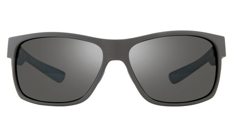 Revo - Espen Bear Grylls 59mm Matte Graphite Sunglasses / Graphite Polarized Lenses