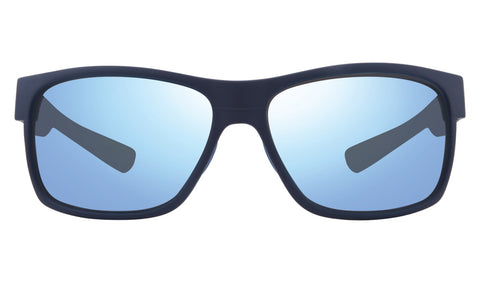 Revo - Espen Bear Grylls 59mm Matte Blue Sunglasses / Blue Water Polarized Lenses
