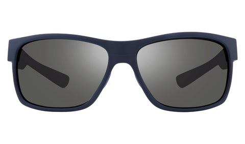 Revo - Espen Bear Grylls 59mm Matte Blue Sunglasses / Graphite Polarized Lenses
