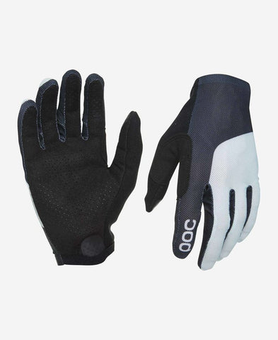 POC - Essential Uranium Black Oxolane Grey Mesh Glove