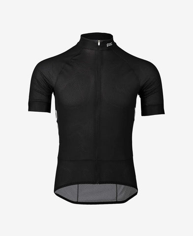 POC - Essential Road Light Uranium Black Jersey