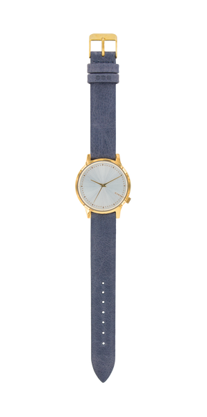 Komono - Estelle Classic Corn Flower Watch