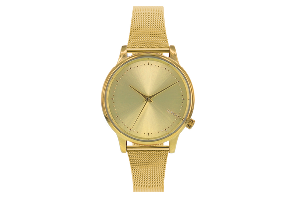 Komono - Estelle Royale Gold Watch