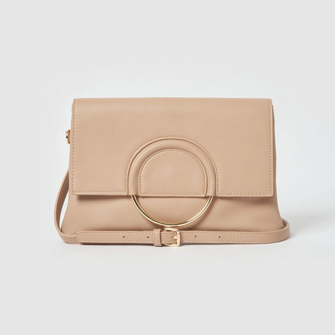 Urban Originals - Euphoria Nude Clutch Bag