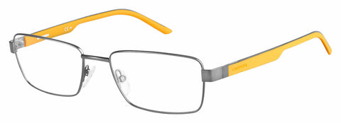 Carrera - Ca 8816 Dark Ruthenium Yellow Eyeglasses / Demo Lenses