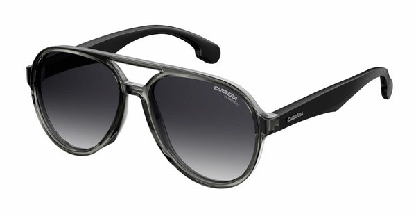Carrera - Carrerino 22 Gray Sunglasses / Dark Gray Gradient Lenses