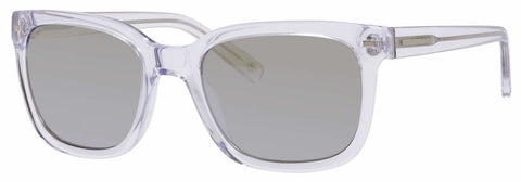 Banana Republic - Colin Crystal Sunglasses / Gray Silver Mirror Lenses