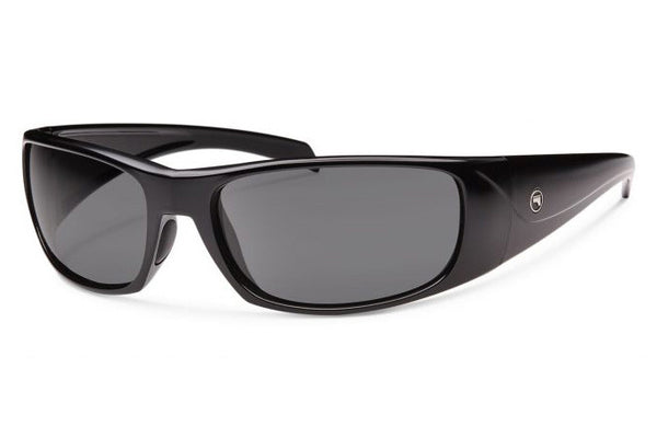 Forecast - Olaf Black Sunglasses, Gray Lenses