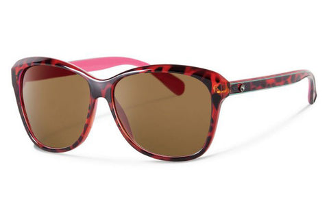 Forecast - Robyn Tortoise Sunglasses, Brown Lenses