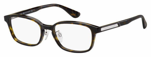 Tommy Hilfiger - Th 1565 F Dark Havana Eyeglasses / Demo Lenses