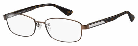 Tommy Hilfiger - Th 1566 F Brown Eyeglasses / Demo Lenses