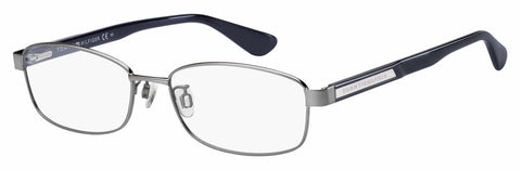 Tommy Hilfiger - Th 1566 F Dark Ruthenium Eyeglasses / Demo Lenses