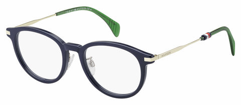 Tommy Hilfiger - Th 1567 F Blue Eyeglasses / Demo Lenses