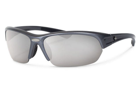 Forecast - Thad Gray Sunglasses, Silver Mirror Lenses