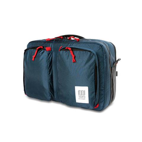 Topo Designs -  Navy Unisex Global 3 Day Briefcase