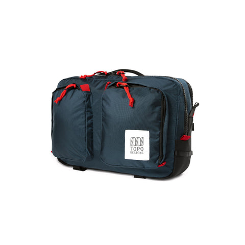Topo Designs -  Navy Unisex Global Briefcase