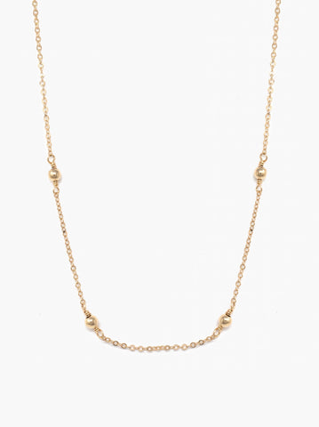 ABLE - Halcyon Gold Necklace