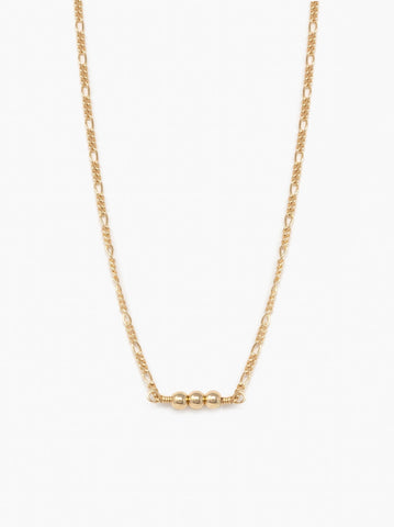 ABLE - Serendipity Gold Necklace