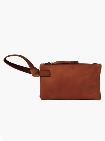 ABLE - Rachel Whiskey Wristlet