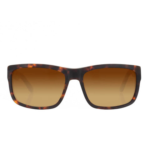 Proof - Butte Eco Matte Tortoise Sunglasses / Brown Polarized Lenses