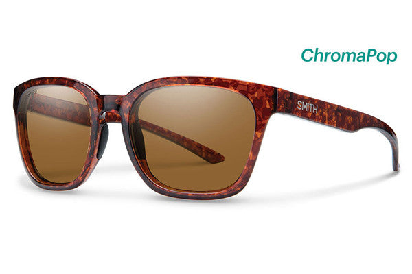 Smith - Founder Vintage Havana Sunglasses, ChromaPop Polarized Brown Lenses