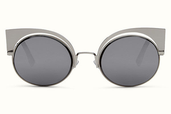 Fendi -  Eyeshine Fashion Show 0177/S Ruthenium Metal Sunglasses