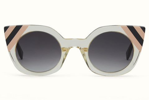 Fendi - Waves Two-toned Sunglasses