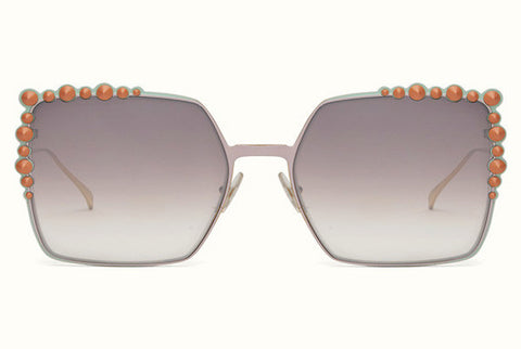 acc0c4d1a97 Fendi - Can Eye SS17 Runway Pink Sunglasses