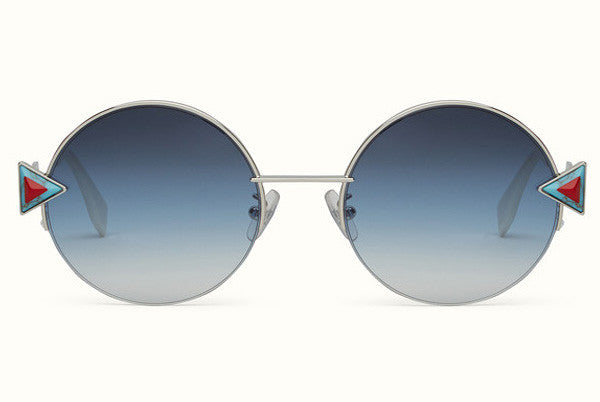 Fendi - Rainbow Asian Fit 0243/S Round Sunglasses