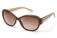 Fossil - Coachella Butterfly Brown Sunglasses
