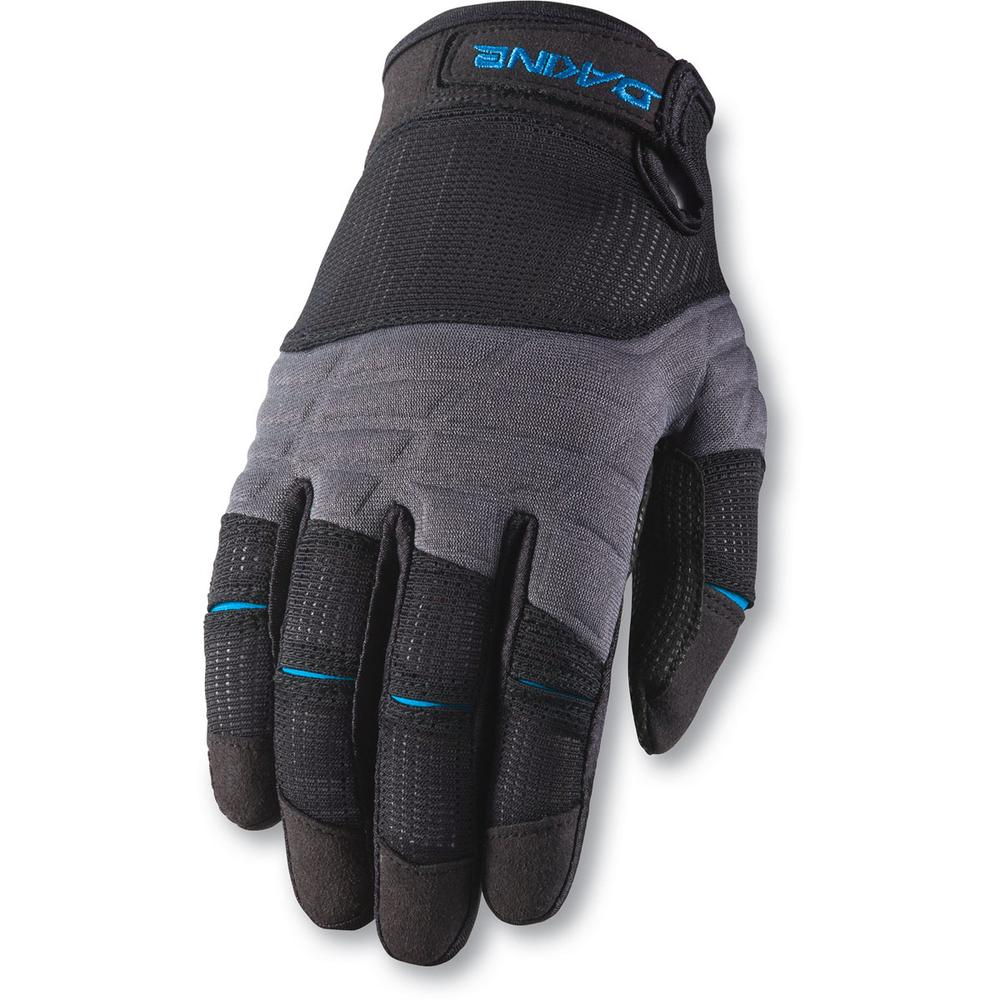 Dakine - Men's Full Finger Sailing Black Kite Gloves