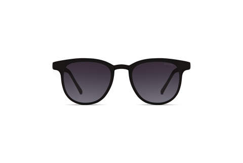 Komono - Francis Carbon Sunglasses / Marine Blue Lenses