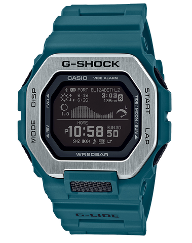 G-Shock - GBX100-2 Blue Green Watch