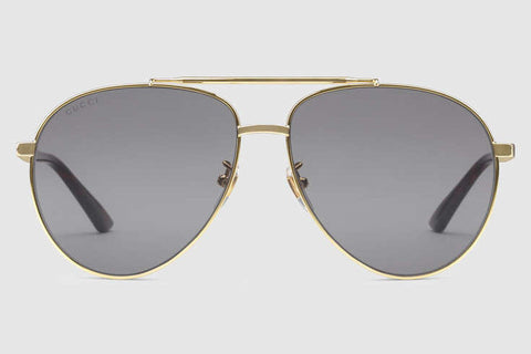 1e5f49eafe Gucci - GG0043SA Endura Gold Sunglasses