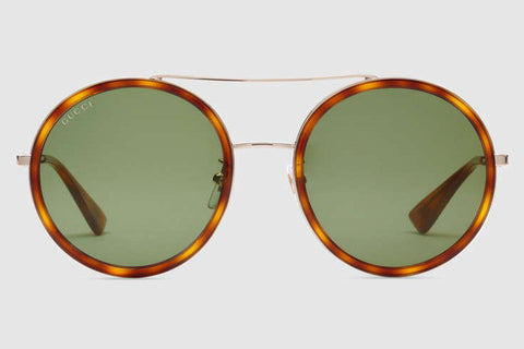 f9e323fed8 Gucci - GG0061S Endura Gold Havana Sunglasses